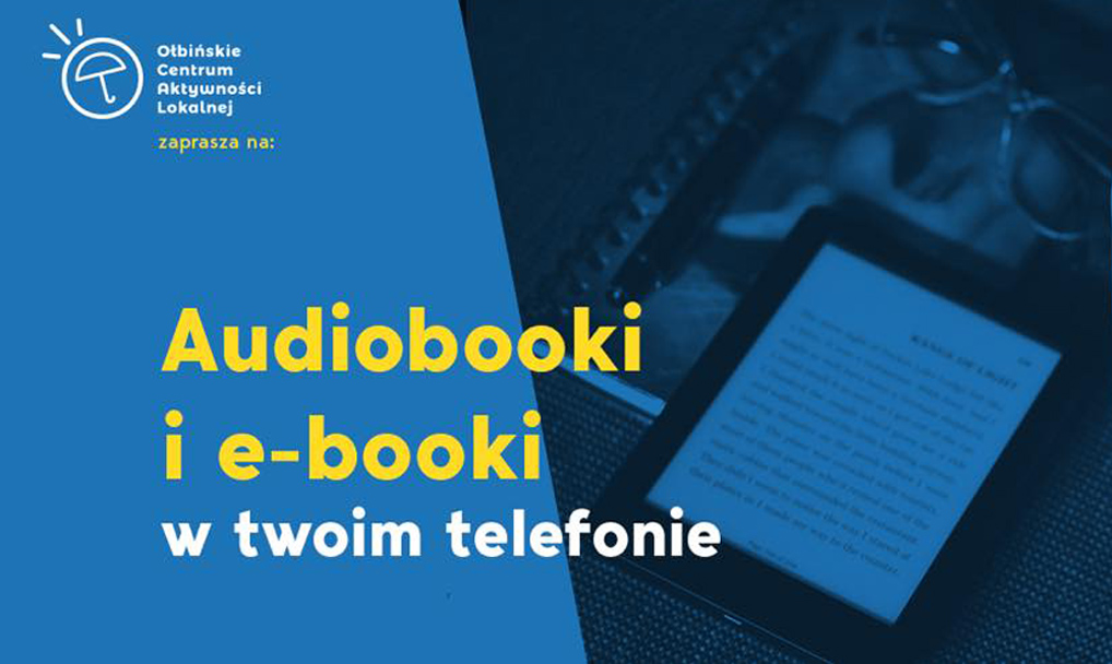 Audiobooki i e-booki