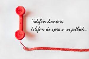 Telefon Seniora