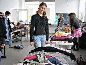 SWAP - wymiana ubrań
