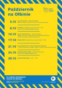 Październik na Ołbinie