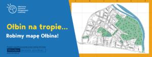 Mapa Ołbina - baner